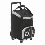 Buy cheap Rolling Speaker Cooler Bag, 42-pack Sound Cooler w/Speaker from wholesalers