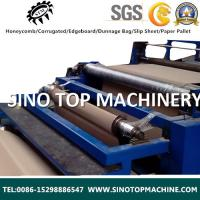 Buy cheap Corrugated Desk Paper Display Board Making Machine from wholesalers