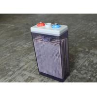 Buy cheap Transparent Sealed F12 2 volt 300ah Tubular Plate Battery For Power Plant from wholesalers