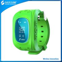 Buy cheap GSM 850/900/1800/1900MHz GPS Tracker Watch Smart Phone Watch For elder Children product