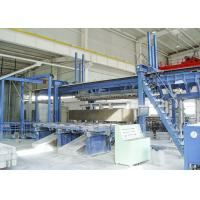 Buy cheap Automatic Aerated Concrete Block Making Machine With400000m3 / Year from wholesalers
