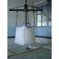 PP Flat Bottom UN Chemical Fibc Big Jumbo Bag 2750lbs 6-1 safety ratio