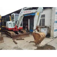 Buy cheap Used TAKEUCHI TB150C Mini Excavator For Sale product