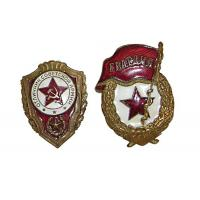 Buy cheap Light Weight Custom Metal Pin Badges Injected Or Debossed Logos Long Service Life from wholesalers