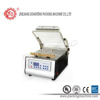 Buy cheap Stainless Steel Food Vacuum Packer / Vacuum Wrap Machine 50Hz CE Approval from wholesalers