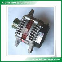 Buy cheap ISDE ISBE Diesel Engine Alternator 24V 70A CA1699IR 4892318 for Iveco Truck product