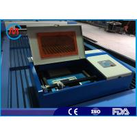 Buy cheap 40W Co2 Laser Tube Table Top Mini Laser Cutting Machine For Metal High Speed from wholesalers