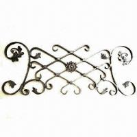 Buy cheap Wrought Iron Panels from wholesalers