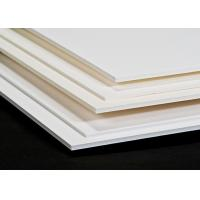 Buy cheap White Fire Retardant PVC Foam Board Sheet Screen Printing High Tickness from wholesalers