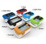 Buy cheap 250bpm Fda Finger Probe Pulse Oximeter Oled Display from wholesalers