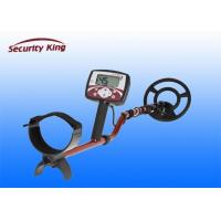 Buy cheap X - TERRA 705 Underground Metal Detector Scanner Audio / Visual Alert from wholesalers