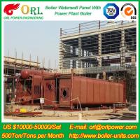 Biomass Boiler Water Wall Panels ASTM For 230M Petroleum Boiler Metallurgical Industry