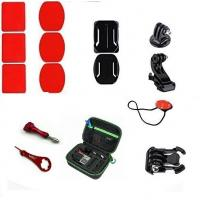 Buy cheap Action Camera Accessories , Sport Camera Kit for GoPro 4 , 3 , 2 , 1 product