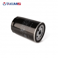 Buy cheap High Efficiency Racing Oil Filters Louvered Center Tube Small Flow Resistance from wholesalers