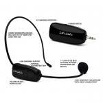 Buy cheap 2.4Ggz Portable Wireless Mic / High Sensitive Micro Usb Wireless Mic from wholesalers