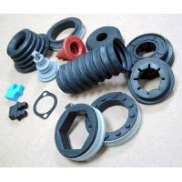 Buy cheap Custom molded rubber components from wholesalers
