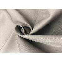 Buy cheap 2/1 Twill Coated Polyester Fabric Cold Proof Anti Friction For Jacket / Winter Coat from wholesalers