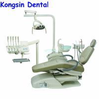 Buy cheap AL-388SB Foshan Anle Environmental leather Top Mounted dental unit chair from wholesalers