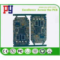 Buy cheap PCB Fabrication 6L PWB with Impedance Control 1.6mm 1OZ copper from wholesalers