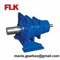 Buy cheap Planetry Gearbox, Bevel Planetary Gearbox, Foot Mounted / Flange Mounted Gear Motor from wholesalers