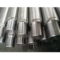 Buy cheap Super Machine Parts Hydraulic Piston Rod High Yield Strength from wholesalers
