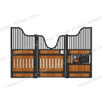 Buy cheap All Accessories Heavy Duty Bamboo 3.8 M X3.8 M Horse Stable Box from wholesalers