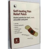 Buy cheap herbal Self Heating Pain Relief Patch For Arthritis / Reducing Muscle Inflammation moxibustion heat warm womb patch from wholesalers
