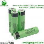 Buy cheap Panasonic 18650B 3400mah high capacity best quality 18650 battery for  vape e-cig power tools e-scooter e-bike e-car from wholesalers