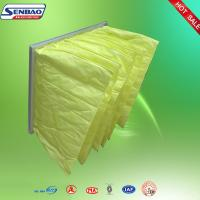 Buy cheap New Ultrasonic Sealed Breathable H11 Bag Filter For HVAC System from wholesalers