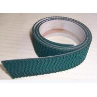 Buy cheap Industrial Blue Wavy Grass PVC Conveyor Belt Green Conveyor Belt For Airport Baggage product
