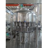 Buy cheap 4KW Beverage Water Bottle Filling Machine Auto Plastic Bottle Capping Equipment from wholesalers