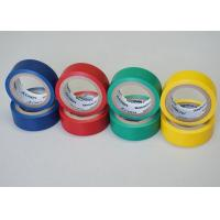 Buy cheap PVC Heavy Duty Double Sided Tape , Submarine Cable Pvc Masking Tape from wholesalers