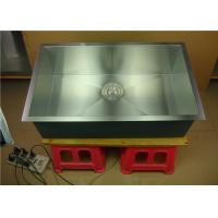 Buy cheap Undermounted Type Stainless Steel Sink Bowl For Kitchen Island Tops from wholesalers