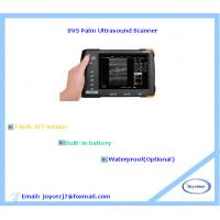 Buy cheap New handheld portable vet ultrasound machine/scanner/cattle equine etc from wholesalers