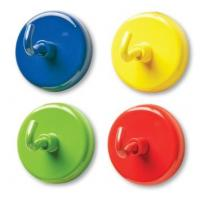 Buy cheap Professional Multi-Color Good Quality Zn Coating Pot Magnet with Hook from wholesalers