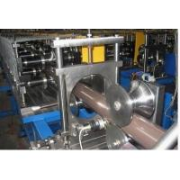 Buy cheap 20 Forming Stations Downspout Roll Forming Machine For Tube CE Certification from wholesalers