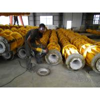 Buy cheap Steel Mould 8m Concrete Electric Poles Pre-stressed for Transmission from wholesalers