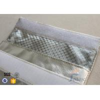 Buy cheap Silicone Coated Fiberglass Fabric Inside small Fireproof Money Bag 28 x 31cm from wholesalers