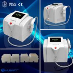 Buy cheap Skin Rejuvenating LCD RF Beauty Machine, Micro-Needle Fractional RF Face Lifting Machine product