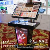 Buy cheap High quality shop cosmetic display cabinet and showcase/ cosmetic cabinet from wholesalers