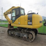 Buy cheap Best selling used komatsu PC200-7 excavator, second hand komatsu PC200-7 digger from wholesalers