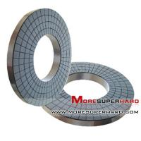 Buy cheap Vitrified bond superabrasive CBN grinding discs for polishing  gina@moresuperhard.com from wholesalers