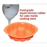 Buy cheap Silicone molds for concrete making liquid silicone rubber with food grade from wholesalers