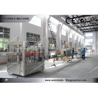 Buy cheap Purified Water Filling Line For PET Bottles PLC Control SUS 304 Energy Saving from wholesalers