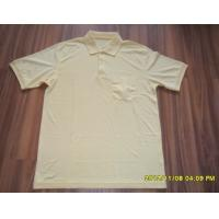 Buy cheap Premium Quality 90% Bamboo 10% Cotton Plain Polo Shirts Soft Feeling from wholesalers