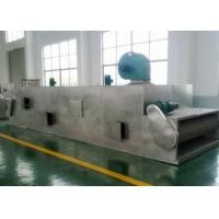 Buy cheap Calcium Carbonate Porcelain Soil Belt Drying Machine Single Layer 0.2-0.8 Mpa from wholesalers