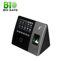 Buy cheap Bio-FR202 High Security TCP IP Face Time and Attendance System Device With Touch Screen from wholesalers