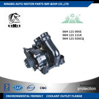 Buy cheap Coolant Outlet Flange Thermostat Housing Assembly 06H121005S 06H121111K 4M5G-6L721-G for MAGOTANALL SKODA from wholesalers