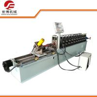 Buy cheap Light Gauge Steel Stud Roll Forming Machine / C Purlin Forming Machine For Roof Truss from wholesalers