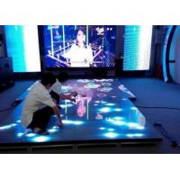 Buy cheap Disco Design Nightclub Led Dj Stage Dance Floor With 65536 Pixel Density from wholesalers